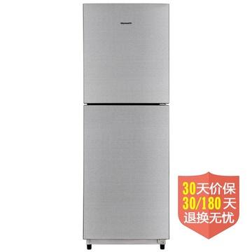 创维(skyworth) BCD-205S 205升L 双门冰箱(银色) 四抽屉 大冷冻室
