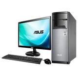 华硕(ASUS)M32AD-G3254M1 21.5英寸台式电脑(奔腾G3260 4G 500G DVD GT710-1G WIN8)