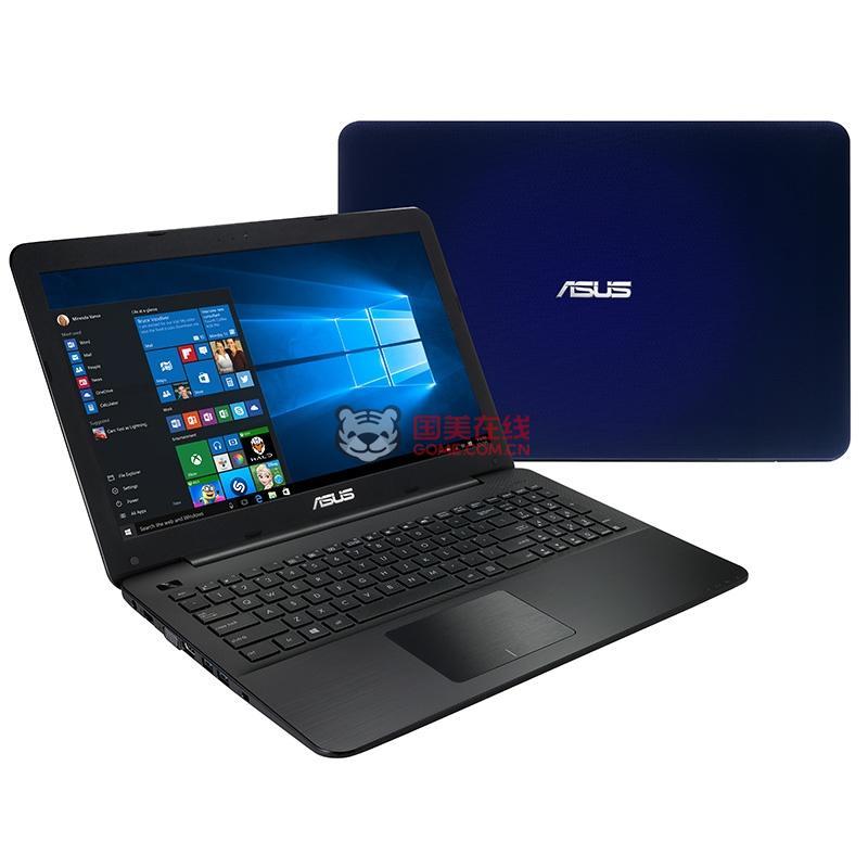 华硕笔记本电脑w519lj5200-554exca2xc0蓝-国美团购