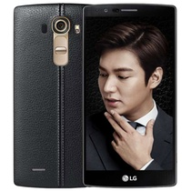 LG G4(H818)真皮版深邃黑移动联通双4G手机 双卡双待