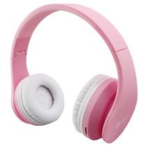 说客英语少儿英语专用耳机K1红色 蓝牙、收音机、普通耳机、MP3播放四合一,贴心的可折叠设计,85分贝音量安全控制,有效呵护耳膜健康