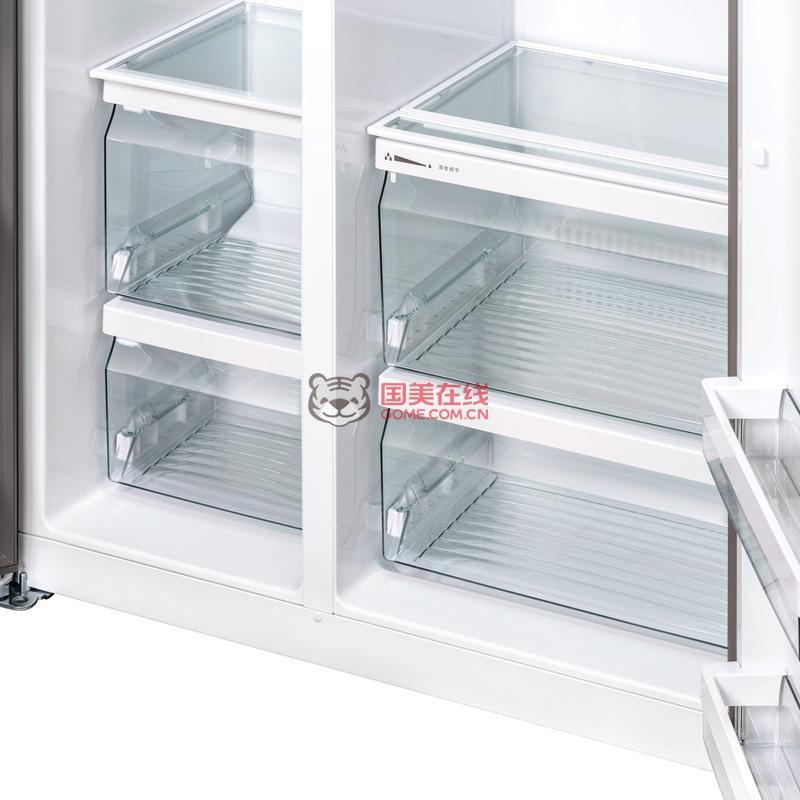 西门子冰箱bcd-610w(ka92nv41ti)