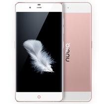 努比亚(nubia)My 布拉格(NX513J)全网通4G手机(玫瑰金)